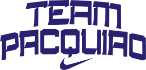 Team Pacquiao Nike Logo Vector