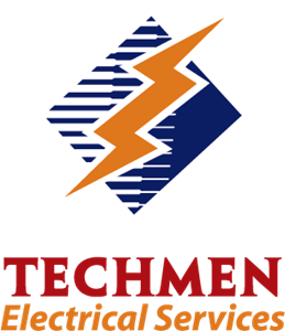 Techmen Electrical Logo Vector