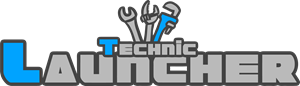 TECHNIC LAUNCHER Logo Vector