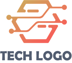 Technology Company Logo Vector