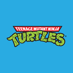 teenage mutant ninja turtles (1987-96) Logo Vector