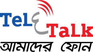 tele talk Logo Vector