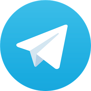 follow us on telegram
