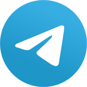 Telegram New 2019 Logo Vector