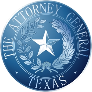 Texas Attorney General Logo Vector