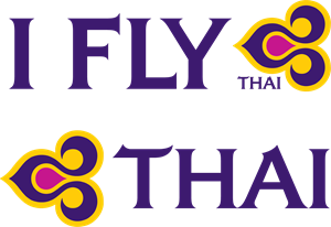 Thai Airways Logo Vector