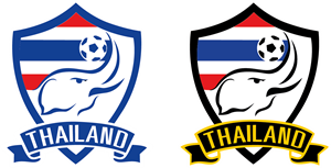 THAILAND NATION FOOTBALL TEAM Logo Vector