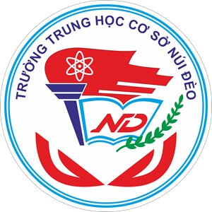 THCS NUI DEO Logo Vector
