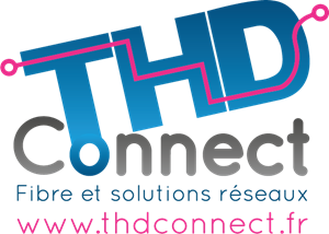 THD Connect Logo Vector
