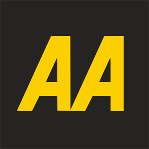 THE AA Logo Vector