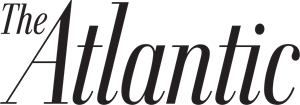 The Atlantic magazine Logo Vector