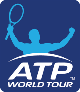 The ATP World Tour Brand Mark Logo Vector