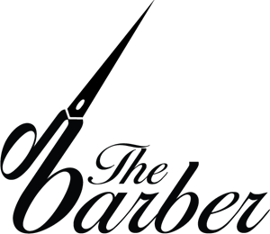 The Barber Logo Vector