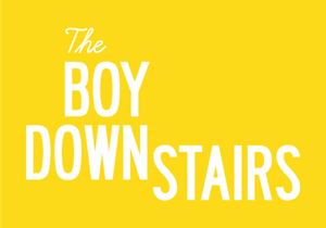 The Boy Down Stairs Logo Vector