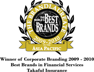 The Brandlaurate World's Best Brands Award Logo Vector