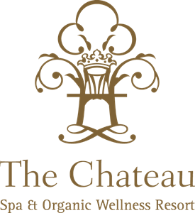 The Chateau Spa & Organic Wellness Resort Logo Vector