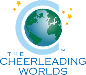 The Cheerleading Worlds Logo Vector