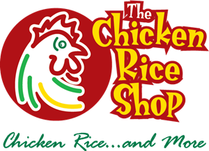the chicken rice shop Logo Vector