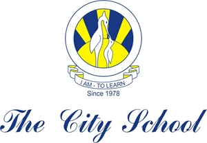 THE CITY SCHOOL Logo Vector
