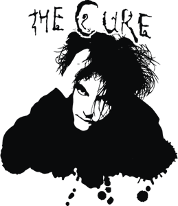 The Cure Logo Vector