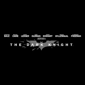The Dark Knight Logo Vector