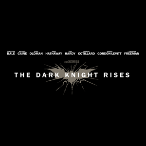The Dark Knight Rises Logo Vector