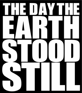 The Day The Earth Stood Still Logo Vector