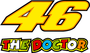 The Doctor 46 Logo Vector