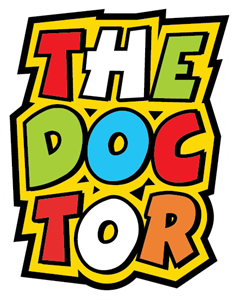 The Doctor Logo Vector