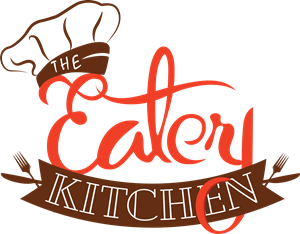 The Eatery Kitchen Logo Vector