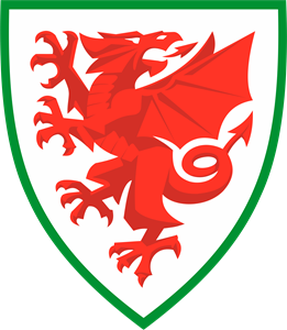 The Football Association of Wales (2020) Logo Vector