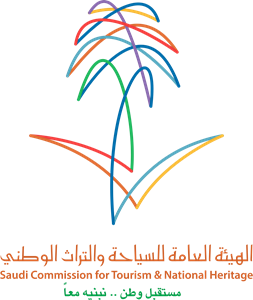 The General Authority for Tourism and National Logo Vector