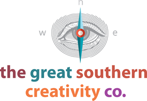 the great southern creativity company Logo Vector