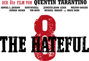 The Hateful 8 Logo Vector