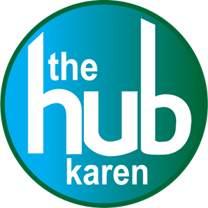The Hub Karen Mall Logo Vector