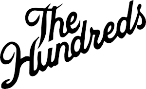 the hundreds logo vector eps free download