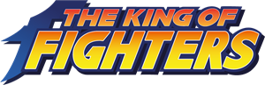 The King of Fighters Logo Vector