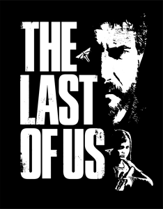 The last of us Logo Vector