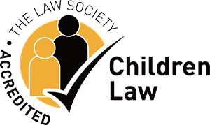 The Law Society Accredited Children Law Logo Vector