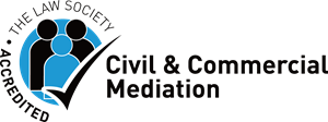 The Law Society Accredited Civil & Commercial Logo Vector