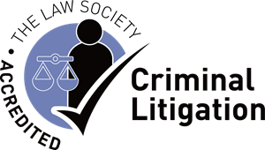 The Law Society Accredited Criminal Litigation Logo Vector