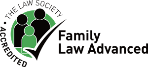 The Law Society Accredited Family Law Advanced Logo Vector