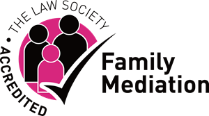 The Law Society Accredited Family Mediation Logo Vector