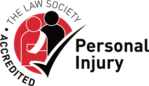 The Law Society Accredited Personal Injury Logo Vector