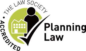 The Law Society Accredited Planning Law Logo Vector