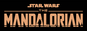 The Mandalorian Logo Vector