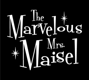 The Marvelous Mrs. Maisel Logo Vector