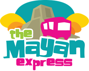 The Mayan Express Logo Vector