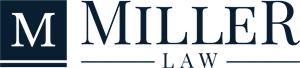 The Miller Law Firm Logo Vector