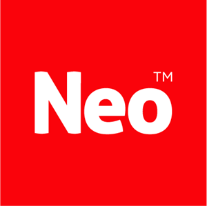 The Neo-Palette Logo Vector